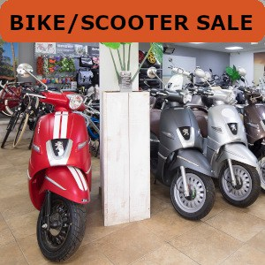 Bike and Scooter sale Bonaire