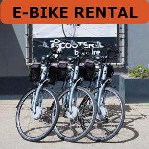 Electric Bike rental Bonaire