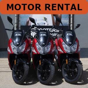 Motorcycle rental Bonaire