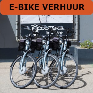 Electrische fiets huren Bonaire