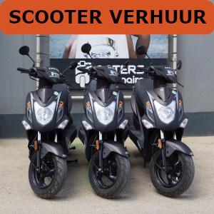 Scooter huren Bonaire